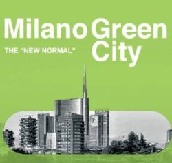 Milano Green City map GBC Italia